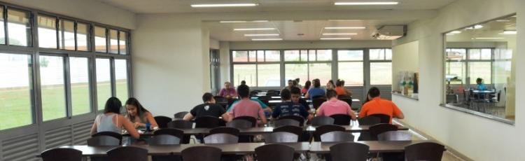 Restaurante Universitário - Campus Pontal