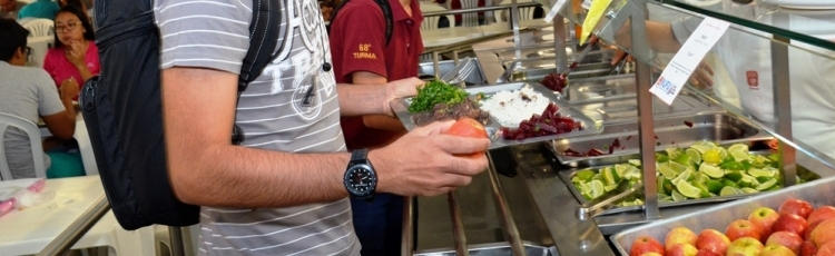 Pesquisa de Satisfação nos Restaurantes Universitários