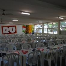 Restaurante Universitário - Santa Mônica